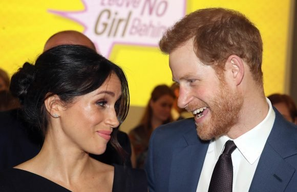Prince Harry, not Meghan, is the one who's marrying up