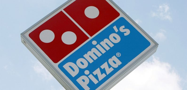 Domino's worker gets big dough for being crushed by 400 pounds of cheese