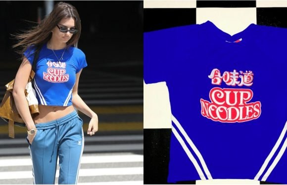 Emily Ratajkowski Found the Affordable T-Shirt Brand of the Century, and OMG It's Good