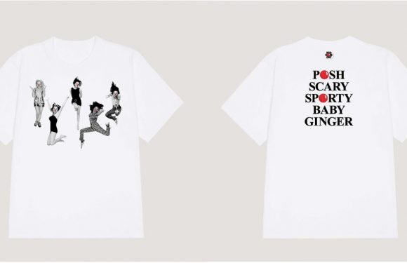 Victoria Beckham Launched a Limited-Edition Spice Girls T-Shirt — and It's All For a Good Cause