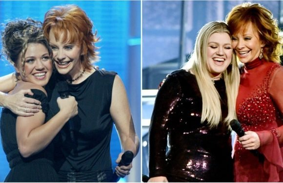 How Kelly Clarkson and Reba McEntire Went From Industry Friends to In-Laws