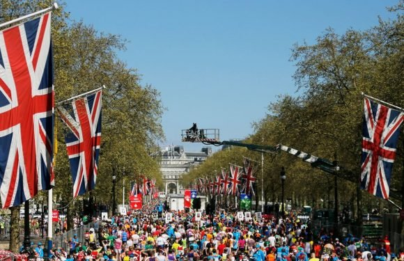 London Marathon heatwave could see runners battle 'hottest ever' race