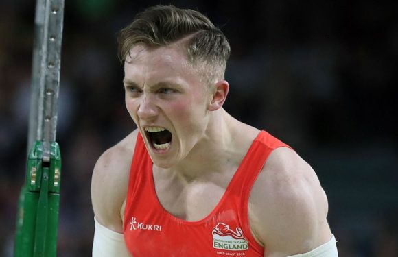 Nile Wilson sorry for revealing Tom Daley's phone number before striking gold