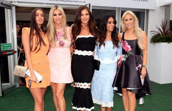 RHOC stars bring fresh style to Aintree as they lead stars attending Ladies Day