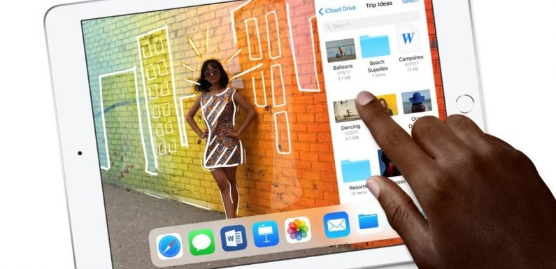 "The Apple iPad 9.7"" Is Everything We've Been Waiting For"
