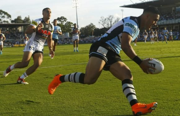 Sharks overcome deepening injury crisis to hold off Panthers