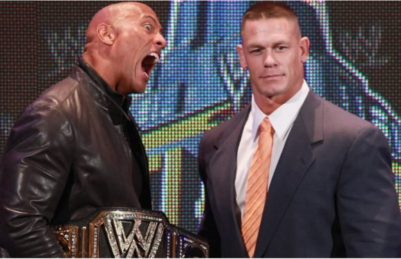 "Are Dwayne Johnson and John Cena Actually ""Best Friends?"" Well, It Depends Who You Ask"