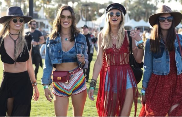 Well, Hello! These Are the Best Outfits From Coachella