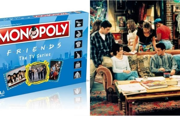 Friends Monopoly Now Exists, So Alert Everyone in Your Real-Life Central Perk Crew!