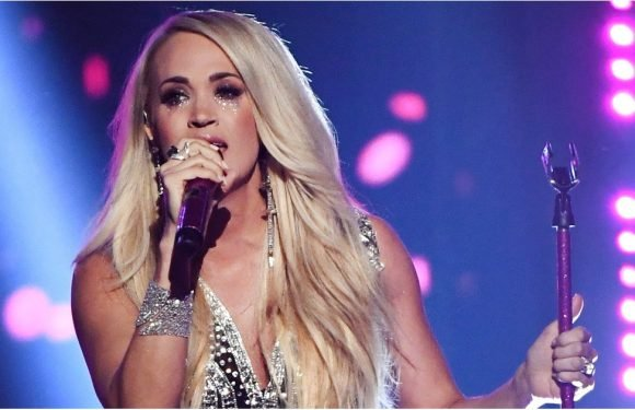 Carrie Underwood's ACMs Performance Will Make You Emotional For All the Right Reasons