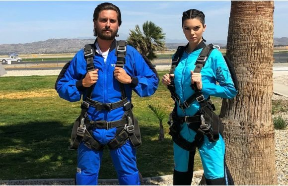 We're Falling So Hard For Kendall Jenner's Sneakers, We Need a Parachute!