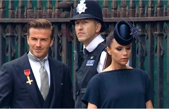 Victoria Beckham's Outfit at the Royal Wedding? Oh Baby, We Bet That'll Be Posh