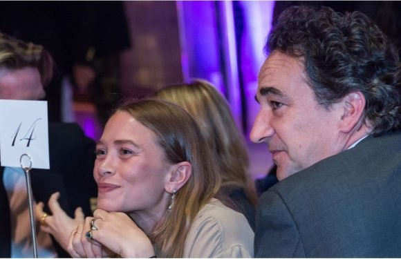 Olivier Sarkozy Crashes Mary-Kate and Ashley Olsen's Girls' Night Out in NYC