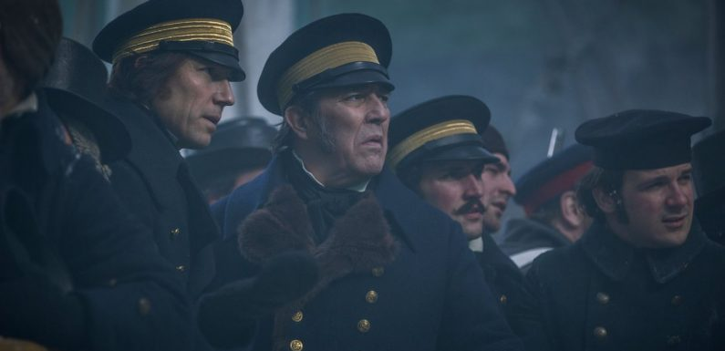 Your Handy Guide to the Many Characters of AMC's The Terror