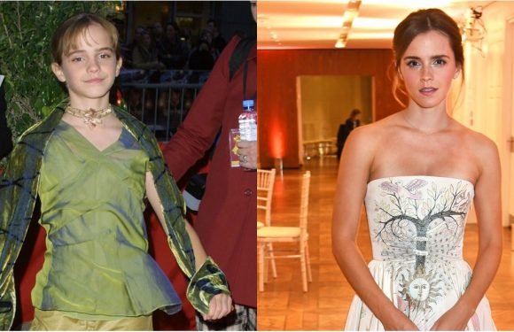 Emma Watson's Style Transformation Is as Magical to Relive as All the Harry Potter Movies Combined
