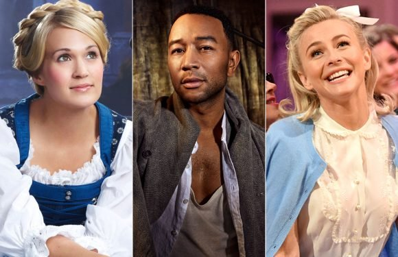 Every live TV musical ranked: Jesus Christ Superstar, Peter Pan and more