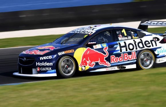 Whincup plummets to fifth in standings after Supercars disaster