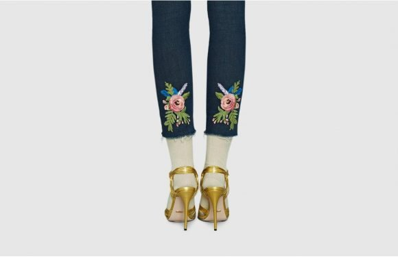 These Gucci Jeans Are Pricey, but DAMN Are They Fabulous