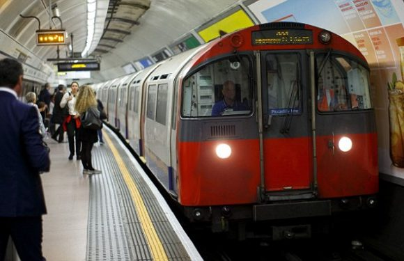 'Body of man on Tube line was run over up to 300 times'