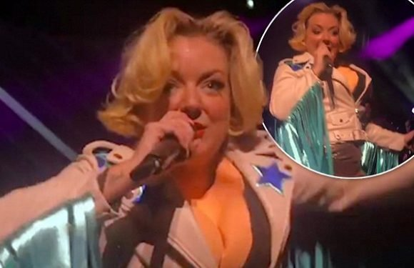 Sheridan Smith sparks concern from fans at Edinburgh gig