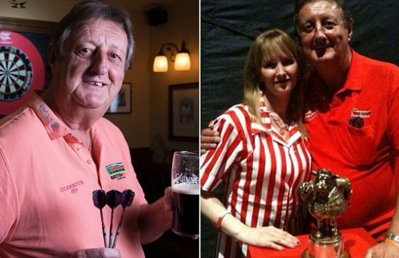 'My heart's going to explode': Eric Bristow's final diary entry