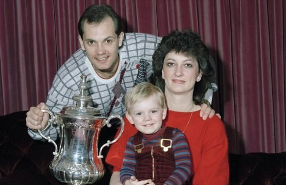 Ray Wilkins was living alone but close to reconciling with wife Jackie
