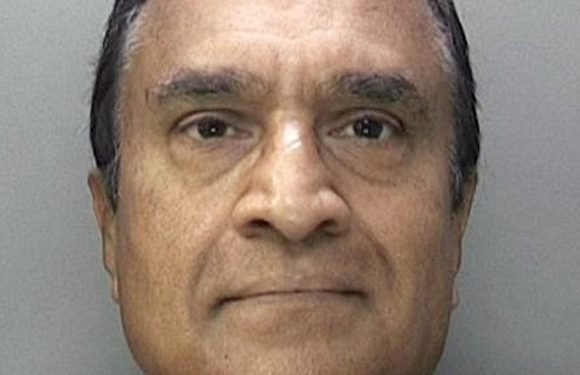Doctor who groped a woman's breasts is jailed for 15 months
