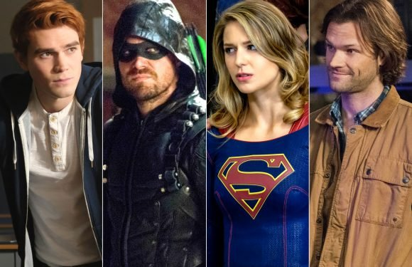 The CW renews Supernatural, Arrow, Supergirl, Riverdale, and more