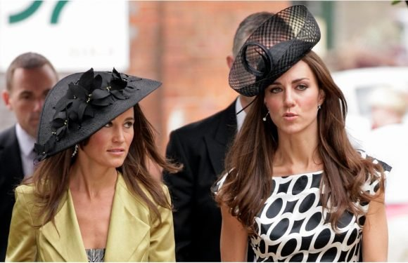 19 Times Pippa and Kate Middleton Dressed So Similarly, We Had to Do a Double Take