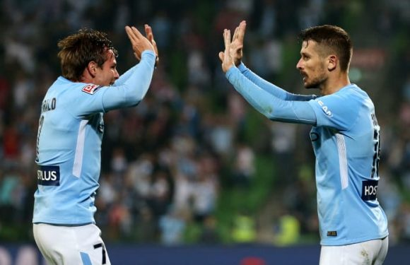 City, 90 minutes from a grand final, have Jets in their sights