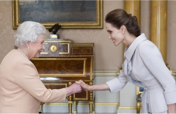 """Angelina Jolie Confirms Queen Elizabeth II Is a """"Really Lovely Lady"""" in New Documentary"""