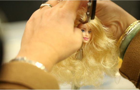 Meet the Woman Behind Barbie's Newfound Curves and Hair Textures