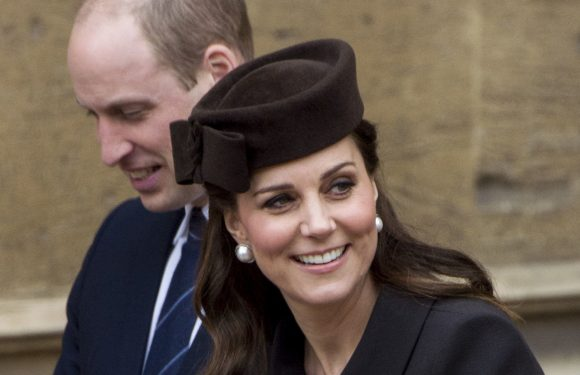 Duchess Of Cambridge Steps Out For Easter Service In Surprise Appearance