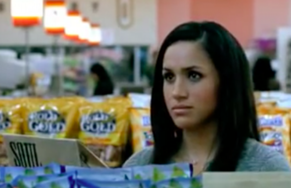 Meghan Markle Once Starred In A Tostitos Commercial