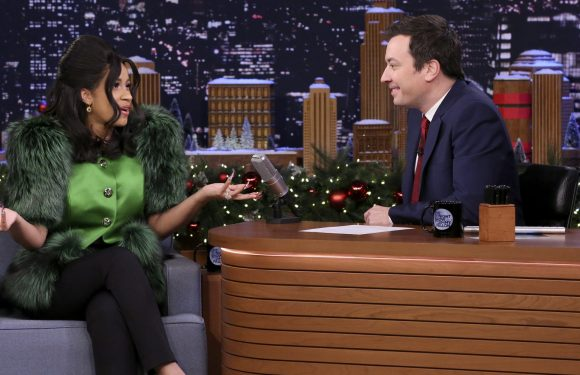 Cardi B To Be First Co-Host Of 'The Tonight Show' With Jimmy Fallon