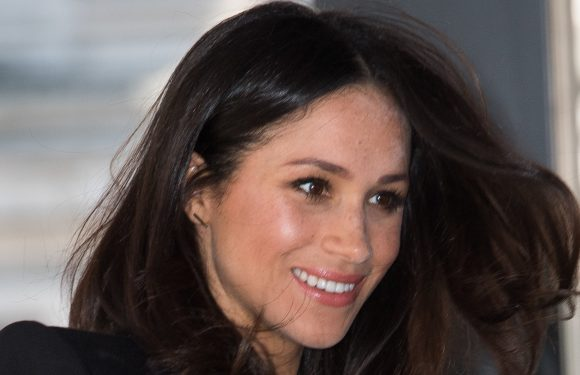 Meghan Markle Makes A Statement In One Of Her Sharpest Looks Yet