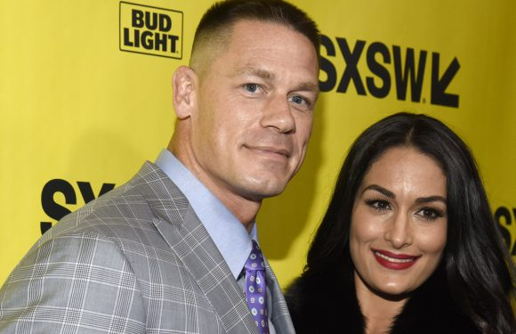 John Cena Is Charmingly Blunt About Split From Nikki Bella