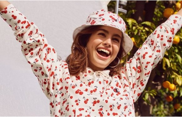 14 Cherry-Print Pieces That Will Have You Convinced It's Already Summer