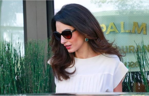 Amal Clooney's Best Dresses Were Pulled From the Archives