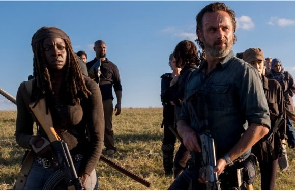 Twitter Is Having a Meltdown About The Walking Dead Finale's Shocking Twists and Turns