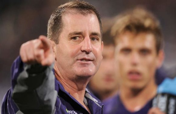 Ross Lyon at centre of Fremantle payout over harassment claim