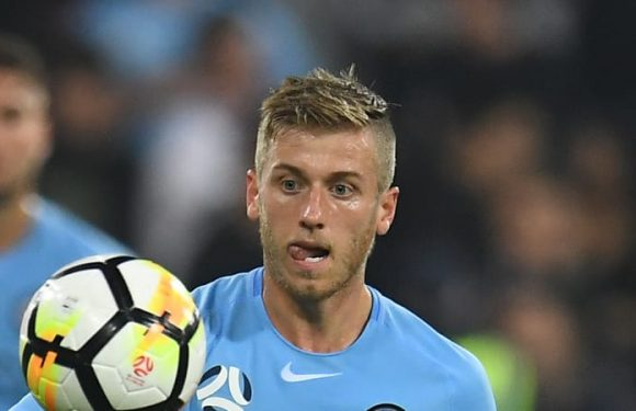 City fired up to go all the way, says midfielder Mauk