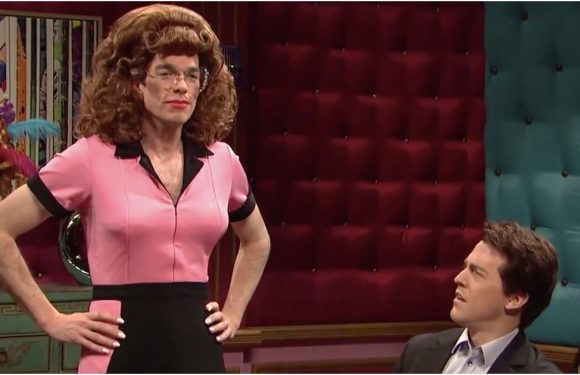 John Mulaney Throws Shade as a Drag Brunch Waitress in This Hilarious SNL Skit