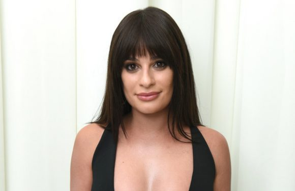 Help! I've Been Blinded By Lea Michele's Insane Engagement Ring