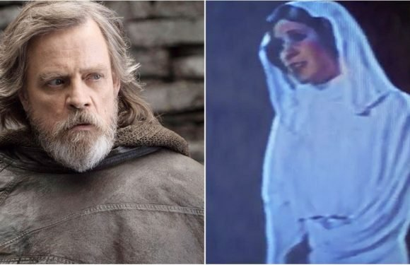 Once You Spot This Heartbreaking Detail in The Last Jedi, You Won't Stop Crying