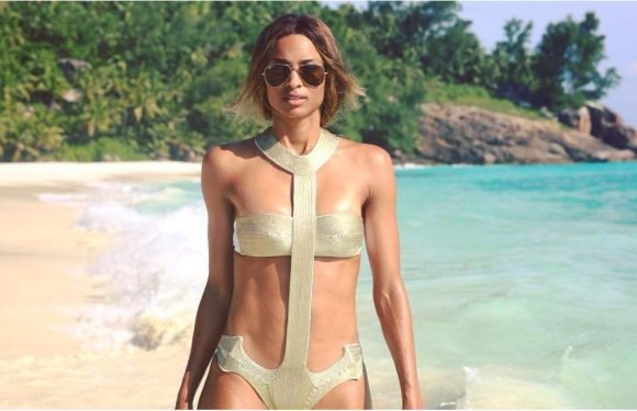 Ciara's Sexiest Swimsuits Will Have You 1, 2 Stepping to the Side For a Better Look