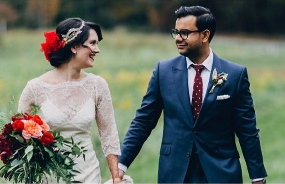 These Brides Went Sheer on Their Wedding Day in the Most Gorgeous Gowns