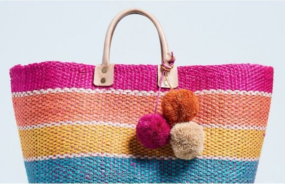 Is It Summer Yet? These 15 Straw Bags Have Us Ready For Some Serious Sun