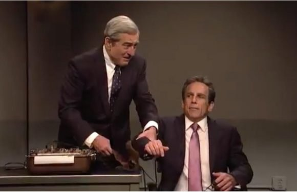 Ben Stiller and Robert De Niro Came in Hot on SNL — and Yes, They Were Dynamite