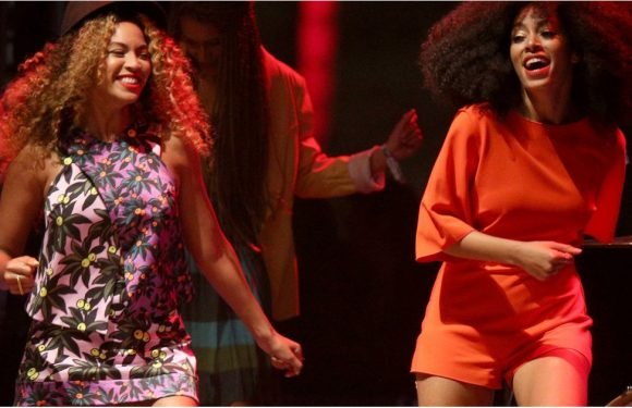 Remember When Beyoncé Joined Solange on Stage? See Their Coachella Cameos Side by Side